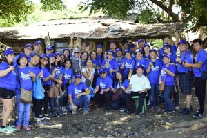 17th Founding Anniversary – Community Outreach – July 29, 2018 g1