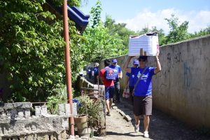 17th Founding Anniversary – Community Outreach – July 29, 2018 g20