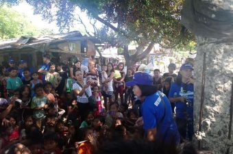 17th Founding Anniversary – Community Outreach – July 29, 2018