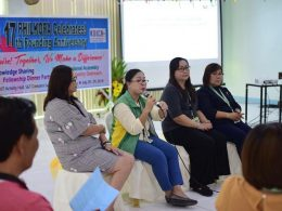 Knowledge Sharing in Visayas – July 28, 2018