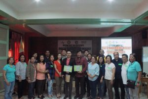 Knowledge Sharing on Disaster Management and Emergency Preparedness Protocol in NCR - April 28, 2018 g12