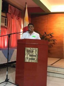 Knowledge Sharing on Disaster Management and Emergency Preparedness Protocol in NCR - April 28, 2018