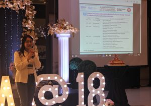 Ms. Christine V. Yambao, Campus Administrator of Western Mindanao State University – Malangas Campus, talks about her learnings in the Capacity Building Training she underwent in South Korea.
