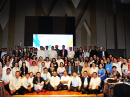 Attendees of the 18th Annual General Membership Meeting