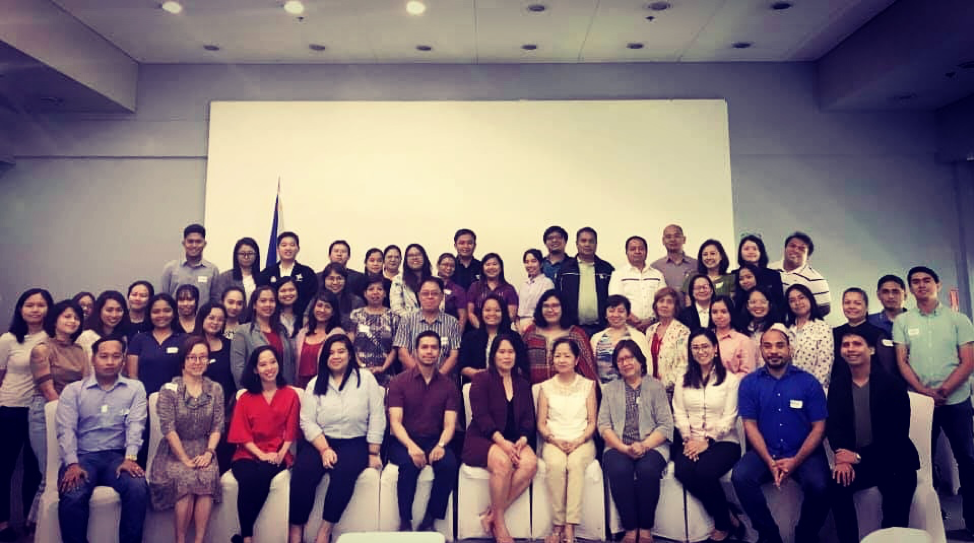 Participants of the PhilKOFA's 4th Knowledge Sharing Activity