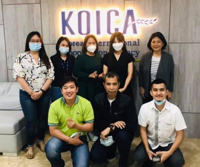 Annual Planning at KOICA